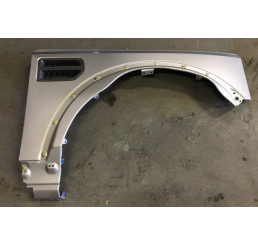 Discovery 3 Offside/Drivers Side Wing Silver